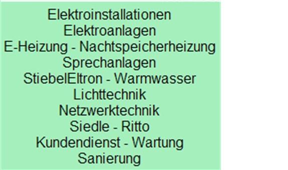 Damm Elektrotechnik GmbH