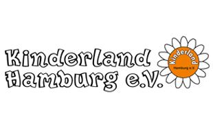 Logo von Kinderland Hamburg e.V. St. Pauli