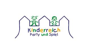 Logo von Kinderreich Party + Spiel Spielwaren
