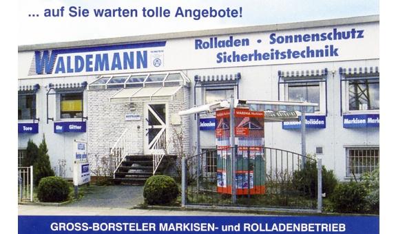 Groß-Borsteler Markisen Waldemann aus Hamburg