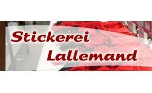 Lallemand - Stickerei - Inh. Helge Lallemand