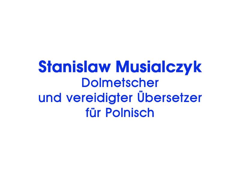 Stanislaw Musialczyk