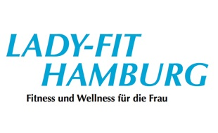 Logo von Lady-Fit Hamburg Fitnessstudio