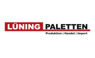 Logo von LÜNING-PALETTEN Produktion u. Handel GmbH & Co. KG