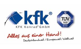 KFK Konrad® GmbH - Alle Elektroprüfung nach DGUV V3 & UVV Prüfungen & Wartung & Sekuranten & Seilsysteme & Anschlagpunkte & Steigleiter & Tore & Torservice bundesweit