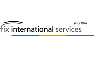 Logo von Fachübersetzungen Fix International Services GmbH Fachübersetzungen