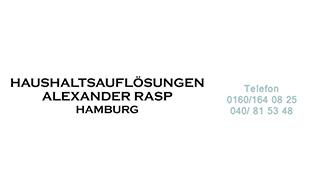 Logo von Rasp Alexander, Haushaltsauflösung