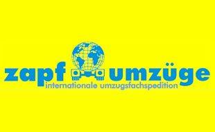 Logo von Zapf Umzüge  Umzugspartner VRK Hamburg GmbH Umzüge, Möbeltransporte