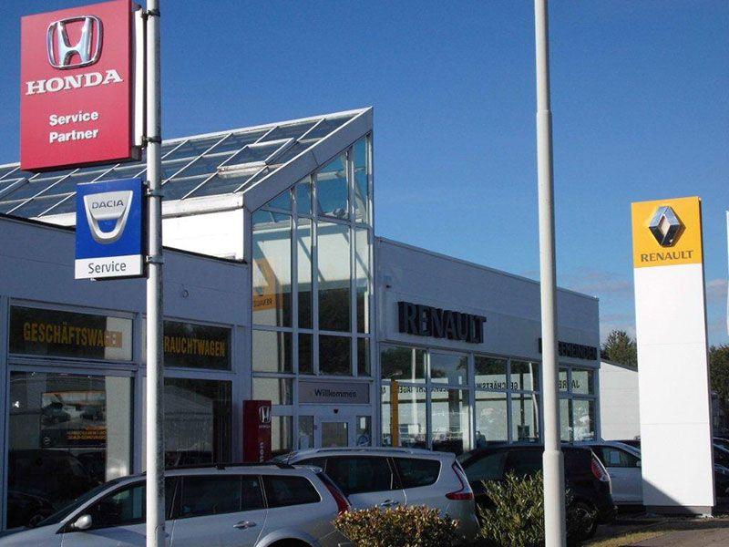 Autohaus Elbgemeinden GmbH & Co. KG