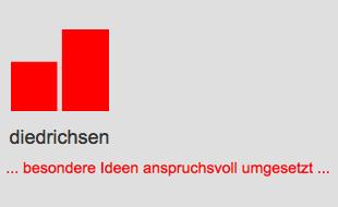 Logo von Diedrichsen Hermann Inh. Udo Diedrichsen Tischlereien