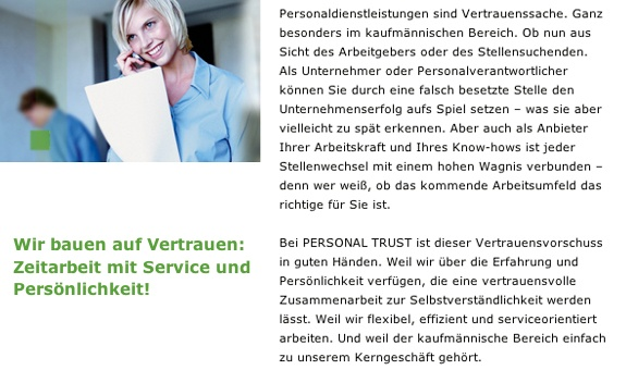 PT-PERSONAL TRUST GmbH