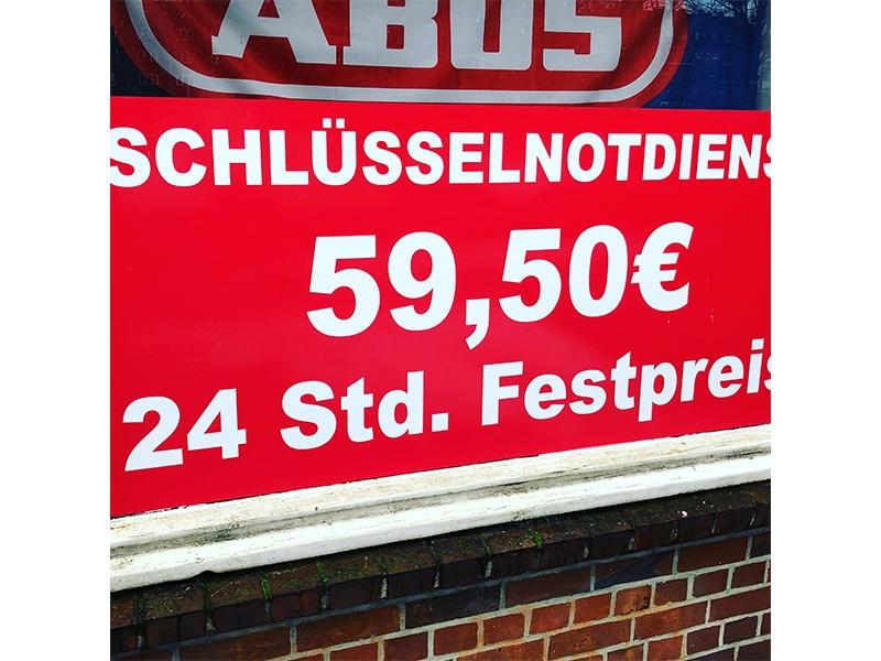 AOS Schlüsselnotdienst Rahlstedt