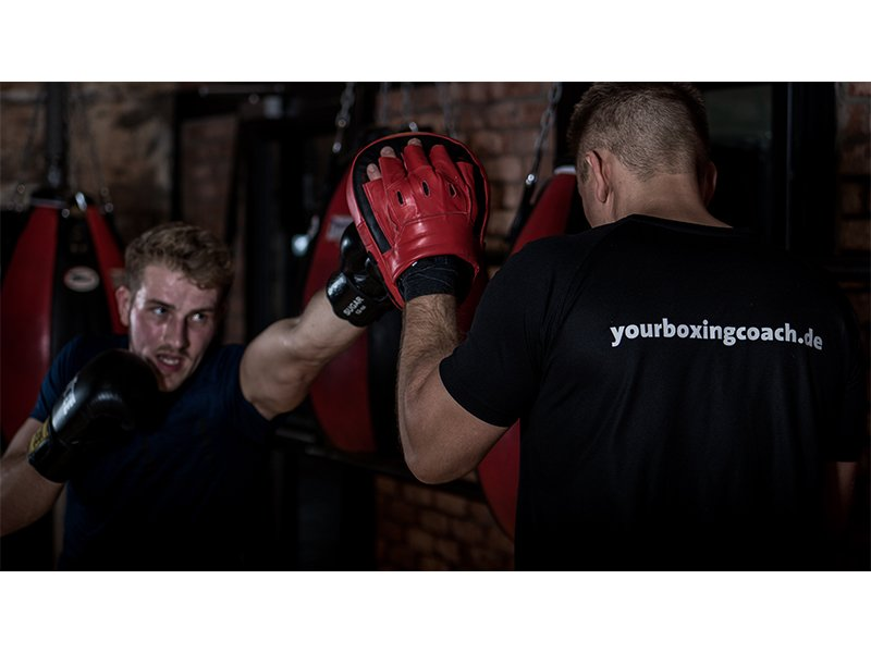 Your Boxing Coach - Personal Trainer Hamburg