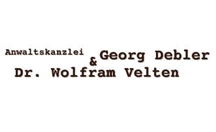 Bild zu Velten Wolfram Dr. Rechtsanwalt in Hamburg