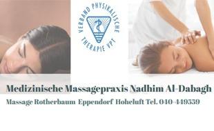 Bild zu Al-Dabagh Nadhim staatl. gepr. Masseur in Hamburg