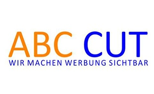 Logo von ABC CUT Jens Hofmann e.K. Beschriftungen Lichtwerbung Schilder Planen Digitaldruck Stempel