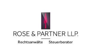 Bild zu ROSE & PARTNER LLP Rechtsanwälte - Steuerberater in Hamburg