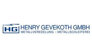 Bild zu Gevekoth Henry GmbH Metallveredelung in Hamburg
