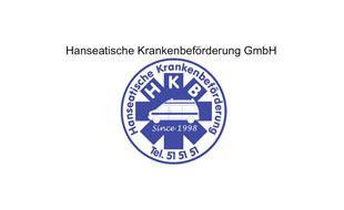 Logo von HKB Hanseatische Krankenbeförderung GmbH