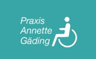 Logo von Annette Gäding Krankengymnastin