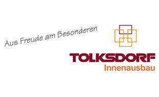 Logo von Tolksdorf Innenausbau GmbH Tischlerei und Innenausbau