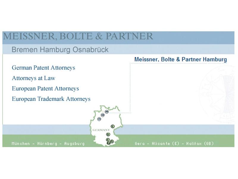 Logo von Meissner Bolte Partnerschaft mbB Anwaltssozietät