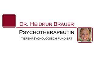 Logo von Brauer Heidrun Dr. Psychologische Psychotherapeutin