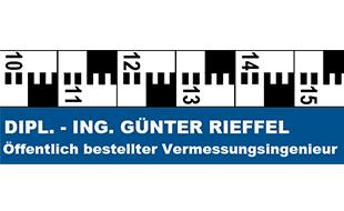 Logo von Dipl.-Ing. Günter Rieffel Öffentlich bestellter Vermessungsingenieur