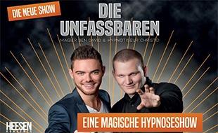 Zauberer Hamburg - Ben David Magic Comedy Show