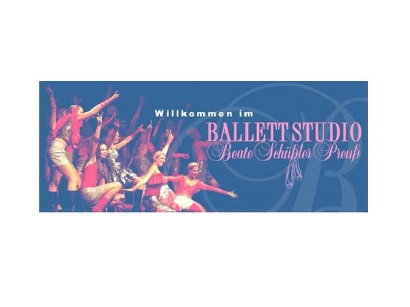 Logo von BALLETTSTUDIO Beate Schüßler-Preuß