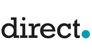 Logo von direct. Gesellschaft für Direktmarketin mbH