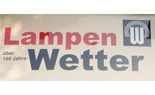 Logo von Lampen Wetter - Lichthaus Inh. Peter Spieler e. K. Leuchten