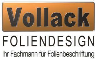 Bild zu VOLLACK - FOLIENDESIGN Schilderfertigung in Hamburg