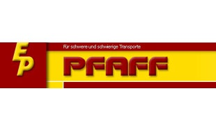 Pfaff Ernst GmbH