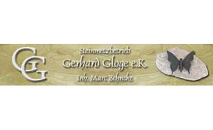 Bild zu Gerhard Gloge e. K. - Steinmetzbetrieb Inh. Marc Behncke in Hamburg