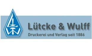 Logo von Lütcke & Wulff Druckerei