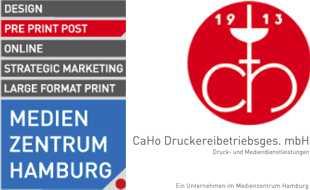 Bild zu CaHo Druckereibetriebsgesellschaft mbH in Hamburg