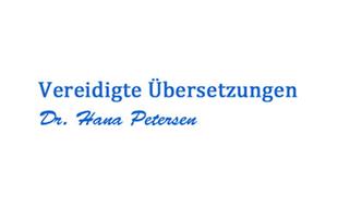 Logo von Petersen Hana Dr. Übersetzungen Dolmetscherin