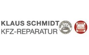 KfZ-Meisterbetrieb Klaus Schmidt