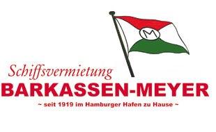 Logo von Barkassen-Meyer Touristik GmbH & Co. KG Schiffsvermietung
