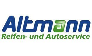 Logo von Altmann Reifen- und Autoservice GmbH