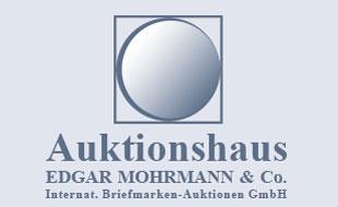 Logo von Auktionshaus Edgar Mohrmann & Co GmbH Briefmarkenauktionen