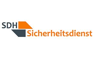 Logo von SDH Sicherheitsdienst Hamburg