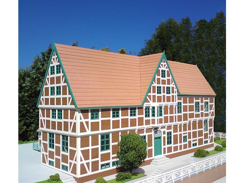 Architekturmodellbau Gutenberg