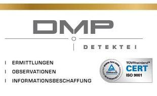 Logo von Detektei DMP Makowski & Partner