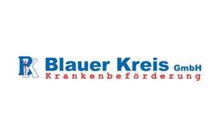 Logo von Blauer Kreis GmbH Krankentransport