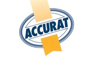 Logo von ACCURAT, Gebäudereinigung GmbH