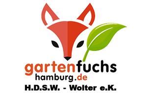 Logo von Gartenfuchs-Hamburg.de, H.D.S.W. - Wolter e.K.