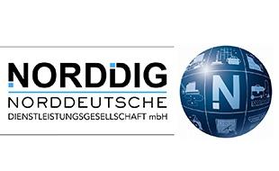 Logo von NORDDIG Norddeutsche Dienstleistungsgesellschaft mbH - Professionelle Gebäudereinigung - Facility Management