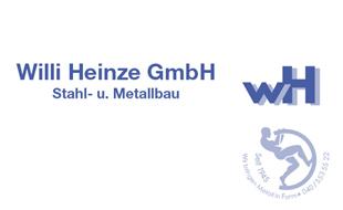 Bild zu Heinze Willi GmbH in Hamburg
